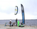 Тесты кайтов Slingshot 2012- Fuel, Turbine и Rally